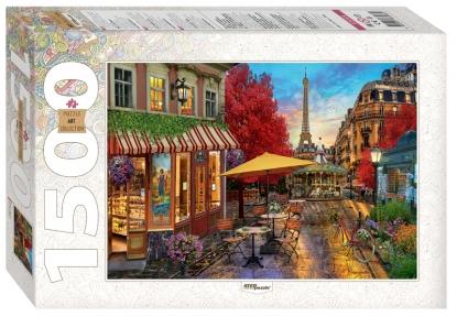 Пазл Вечер в Париже 1500 эл Step Puzzle