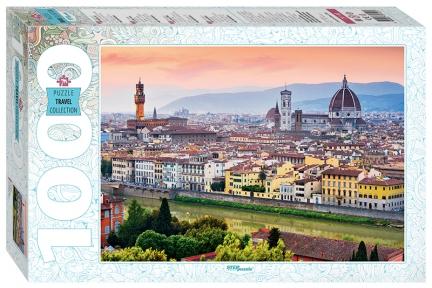 Пазлы Италия Флоренция 1000 эл Step Puzzle