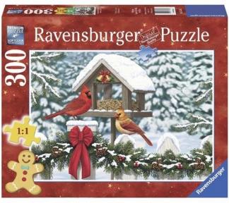 Пазл Ravensburger Кардиналы на Рождество 300 эл