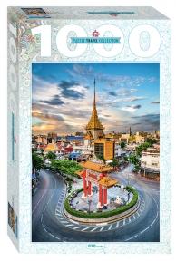 Пазл Тайланд Бангкок Чайна-таун 1000 эл Step Puzzle