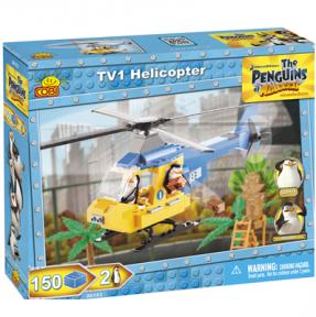 Конструктор COBI Вертолет TV1 150 деталей