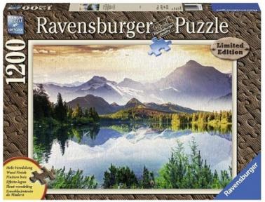 Пазл Ravensburger Солнечный горный пейзаж 1200 эл