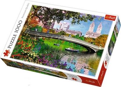 Пазл Центральный парк в Нью Йорке 1000 эл