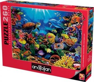 Пазл Подводный мир 260 эл Anatolian