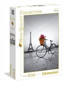 Пазл Романтичный променад в Париже 500 эл
