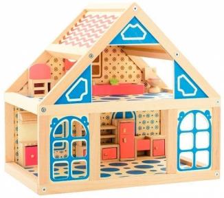 Кукольный домик, Мир деревянных игрушек