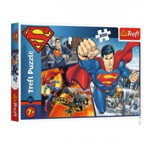 Пазл Супермен-Герой 200 эл Trefl