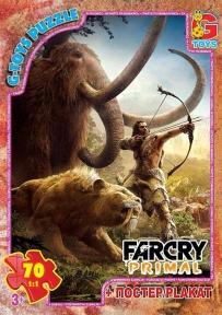 Пазл Far Cry: Primal Фар Край Праймал 70 эл