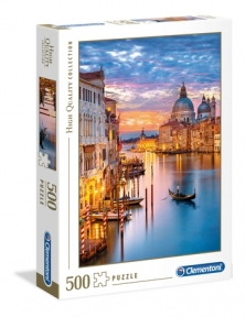 Пазлы Вечерняя Венеция 500 эл