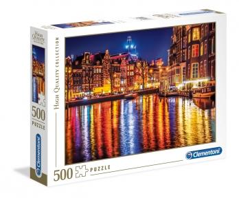 Пазл Амстердам 500 эл