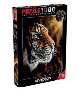 Пазлы Тигры 1000 эл Anatolian