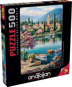 Пазл Деревенское озеро 500 эл Anatolian