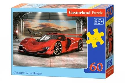 Пазл Прототип авто 60 эл