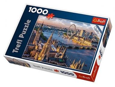 Пазл Лондонские достопримечательности 1000 эл 10404 - double