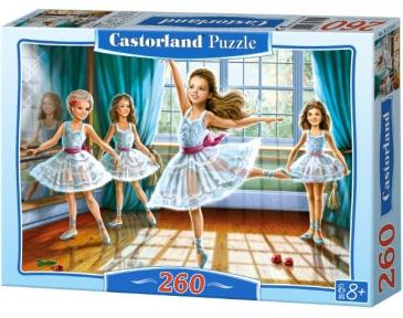 Пазл Маленькие балерины 260 эл 27231 - double