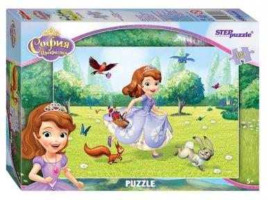 Пазл Disney Принцесса София 104эл 82134 - double