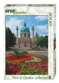 Пазл Австрия Вена 3000 эл 85003 - double