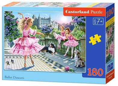 Пазл Балерины 180 эл 018222