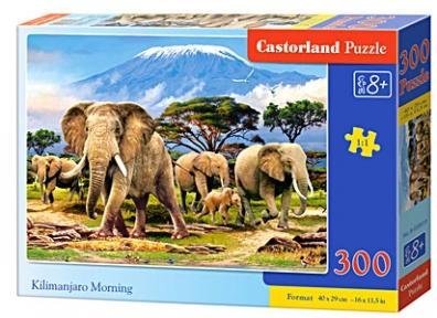 Пазл Килиманджаро 300 эл b-030019