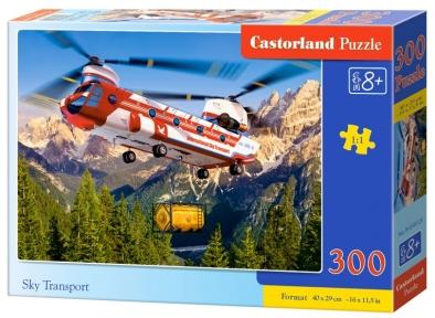 Пазл Воздушный транспорт 300 эл 030125