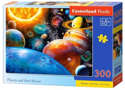 Пазл Планеты 300 эл 030262