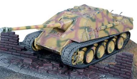 Пластиковая сборная модель Танк (1944г., Германия) Jagdpanther; 1:76 03232