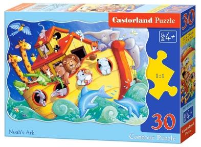 Пазл Ноев ковчег 30 эл 03556