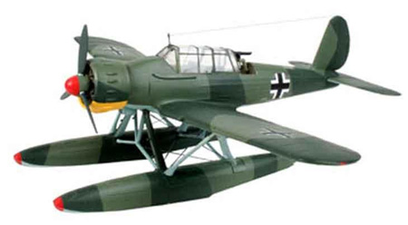 Самолет (1938г.,Германия) Arado 196 A-3 Seaplane; 1:72 03994