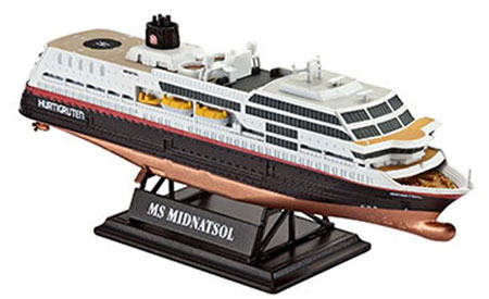 Круизный лайнер MS Midnatsol (Hurtigruten) 05817