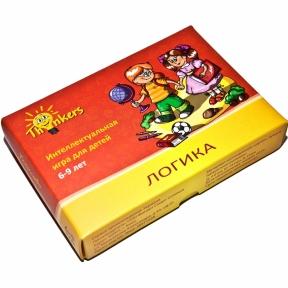 Игра Логика для детей 6-9 лет (русский язык) 0603
