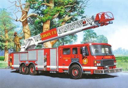 Пазл Пожарная машина 60 эл 06359