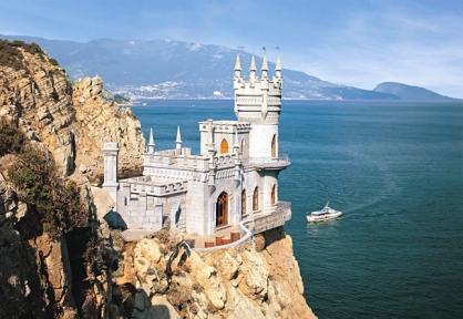 Пазл Ласточкино гнездо, Крым  1000 эл 101160