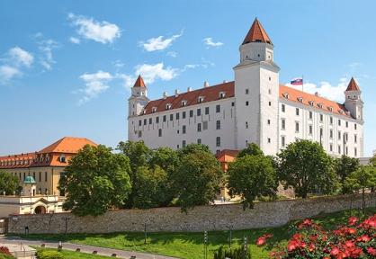 Пазл Крепость Братислава в Словакии 1000 эл 102174