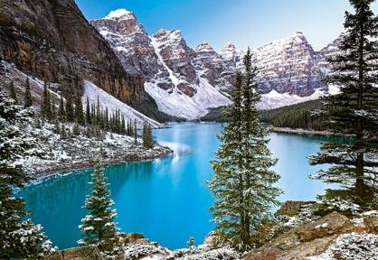 Пазл Скалистые горы, Канада 1000 эл 102372-1