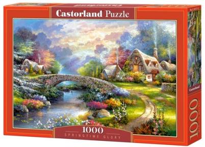 Пазл Весенняя красота 1000 эл 103171
