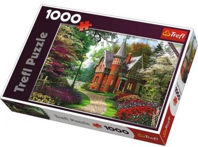 Пазл Викторианский дом 1000 эл 10355