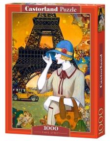 Пазл Улочка Парижа 1000 эл 103591