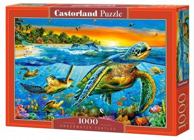 Пазл Черепахи под водой 1000 эл 103652