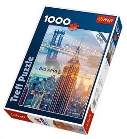 Пазл Нью Йорк на рассвете 1000 эл 10393