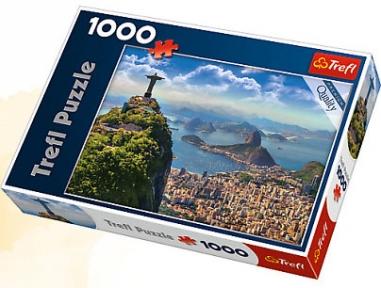 Пазл Рио де Жанейро 1000 эл 10405