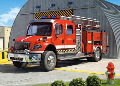 Пазл Пожарная машина 120 эл 12527