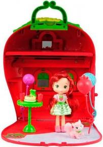 Ягодный домик, Шарлотта Земляничка (кукла, аксессуары), Strawberry Shortcake 12267N