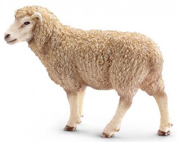 Игрушка-фигурка Овца 13743