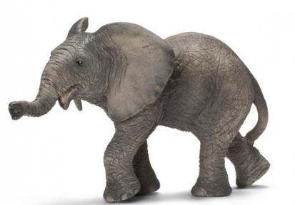 Игрушка-фигурка Африканский слоненок 14658