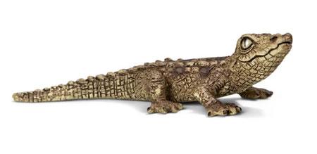 Игрушка-фигурка Детеныш крокодила 14683