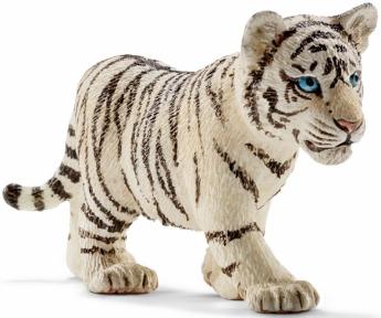 Игрушка-фигурка Белый тигренок Schleich 14732