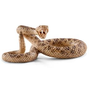 Гремучая змея игрушка-фигурка 14740