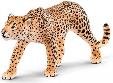 Леопард - игрушка-фигурка, Schleich 14748