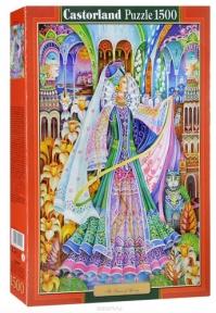 Пазл Королева весны 1500 эл 151011