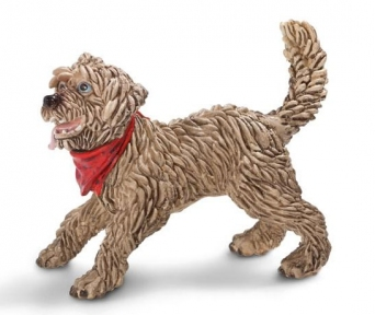 Игрушка-фигурка Играющая собака 16818
